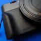 愛用の「SONY Cyber-shot RX100」にアタッチメントグリップを装着。これは必須アイテムですね!