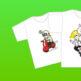 ライトオンがLINE(ライン)オリジナルキャラクターTシャツを2013年6月6日より初の独占販売!