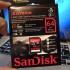 デジカメや一眼レフカメラで使うSDカードは速度・信頼性が高く、価格もお手頃なSanDisk(サンディスク)製の並行輸入品がおススメ!