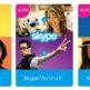 Skypeがますます便利に!『Skypeクレジット』がAmazonなどのオンライン販売店で買えるようになりました!