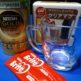 『ネスカフェ バリスタ』ユーザーにオススメ!詰替え用「ゴールドブレンド エコ&システムパック」にオリジナル『クリアマグ』がセットになって販売!これはお得です!